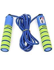 HITOP 2,8 m corde à sauter avec compteur poignées en mousse confortable Léger et durable réglable pour les enfants jeunes adultes corde d'entraînement Fitness Training Beauté Santé cadeau pour toute la famille
