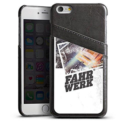 Apple iPhone 5s Housse Étui Protection Coque Châssis Véhicules Voiture Étui en cuir gris