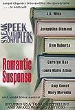 Sneak Peek Samplers: Romantic Suspense