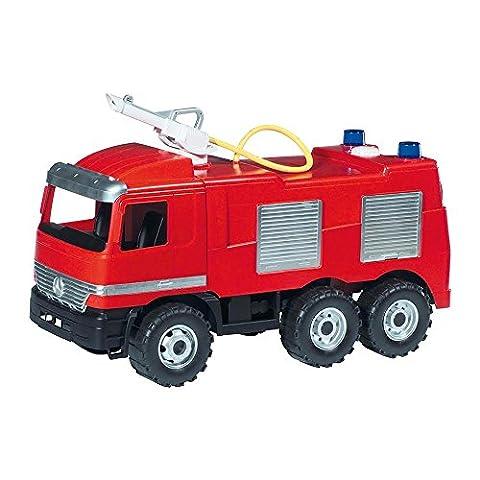 Partner Jouet - BOZ2028 - Véhicule Miniature - Camion Pompier - 68 cm