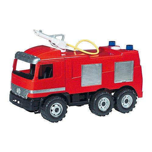 Lena Starke Riesen Feuerwehr Spielauto, rot