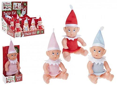 VIP Elf Baby Elf - Für Weihnachten Zubehör - Boy Baby ()