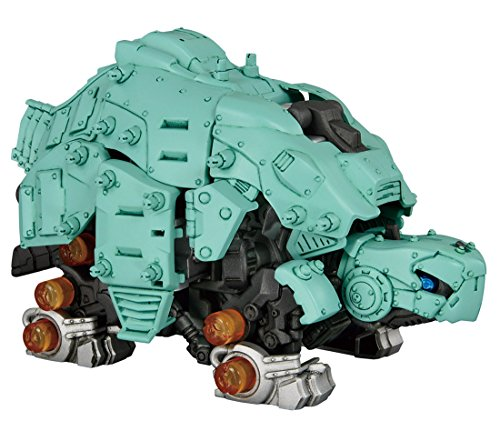 Unbekannt ZW 05 Gannotus (Species of Proganoceris) ZOIDS Zoid Wild -