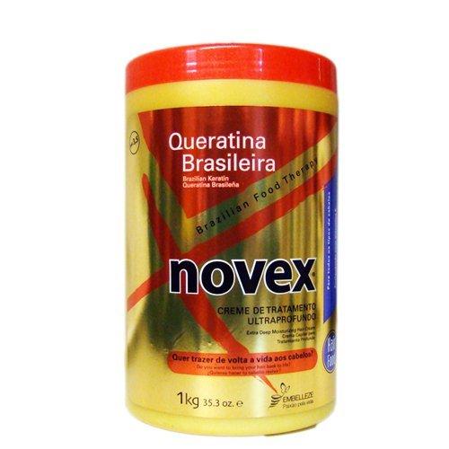 Foto de Embelleze Novex Queratina Brasileña - Mascarilla - 1 kg