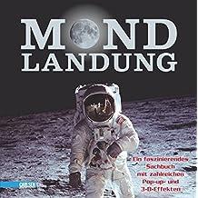 Pop-up-Bücher: Mondlandung