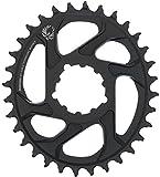 Sram Kettenblatt X-Sync Eagle oval 32T, Direct Mount, Aluminium, schwarz 12-Fach, 3mm Offset, 11.6218.038.000, Standard