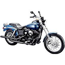 Color Blanco//Negro Cami/ón Harley-Davidson Maisto 11516