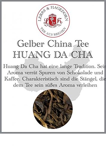 Gelber China Tee HUANG DA CHA 2kg