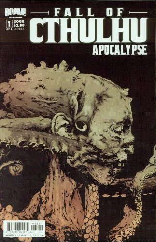 Fall of Cthulhu: Apocalypse #1A