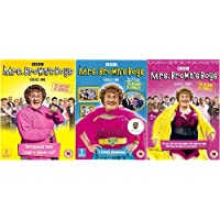 Mrs Browns Boys Complete BBC Series 1, 2 & 3 DVD Collection