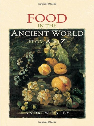 Portada del libro Food in the Ancient World from A to Z: An A-Z by Andrew Dalby (2003-05-08)