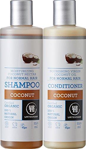Noix de coco Shampooing et revitalisant