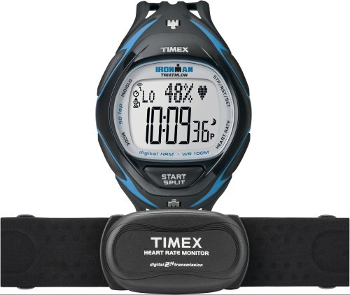 TIMEX Fullsize Ironman Race Trainer Orologio da (Fitness Trainer Heart Rate Monitor)