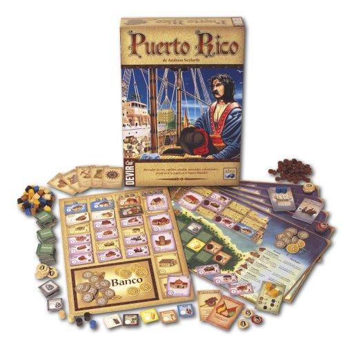 Devir Puerto Rico, juego de mesa BGPUERTO