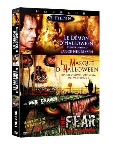 Horreur Halloween : Le Demon D'Halloween /Le Masque D'Halloween / The Fear