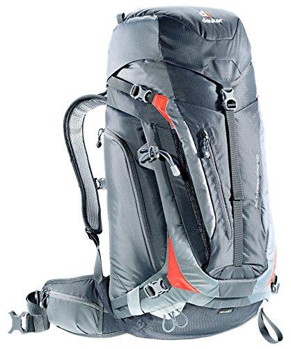 Imagen de deuter act trail pro  para montaña, unisex adulto, gris graphite / titan , 40 l