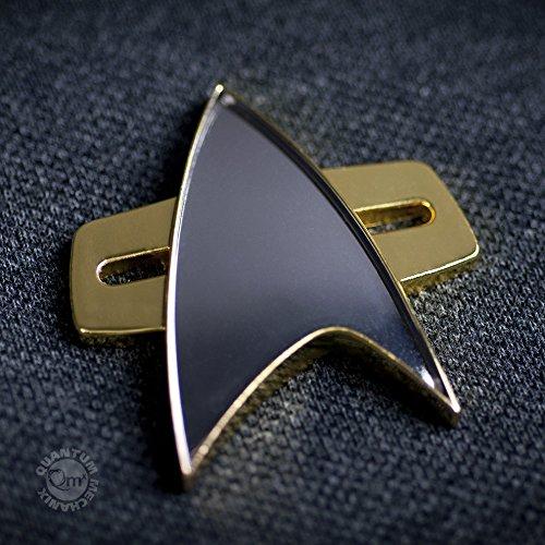 QMX Star Trek: Voyager Communicator Abzeichen