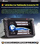 Autoradio Erisin ES8115V 8' Player GPSBluetooth per VW