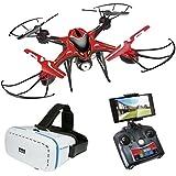 Galleria fotografica World Brands-Next, drone con occhiali della realtà virtuale (XT280710)