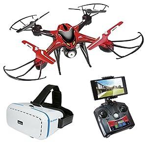 World Brands Xtrem Raiders-Next Drone con Gafas VR