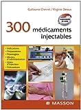 Image de 300 médicaments injectables