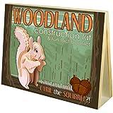 Animal Construction Kits - Juego de construcción para niños (Professor puzzle 1316)