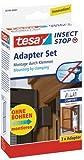 tesa Fliegengitter Adapter für tesa Alurahmen für Türen
