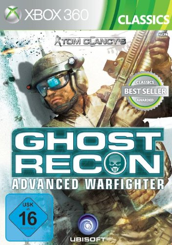 Tom Clancy\'s Ghost Recon - Advanced Warfighter - [Xbox 360]