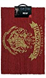 Harry Potter HP - Welcome to Hogwarts Door Mat