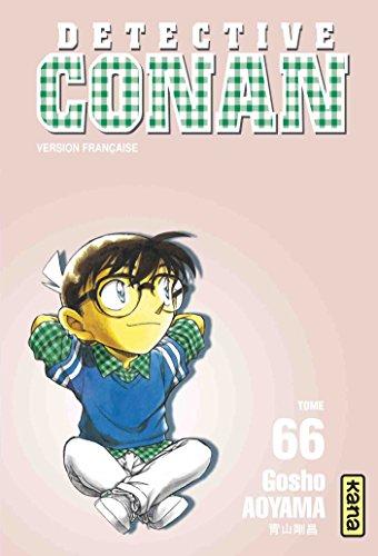 Détective Conan Vol.66 par AOYAMA Goshô / AOYAMA Gosho