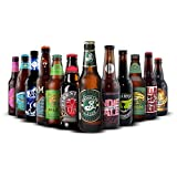 Europe meets America Craft Beer Paket (7 x 0.33 l, 5 x 0.36 l)