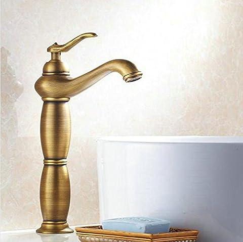 Tourmeler Badezimmer Waschbecken Wasserhahn Mischbatterie Golden Finish Messing Waschbecken Wasserhahn