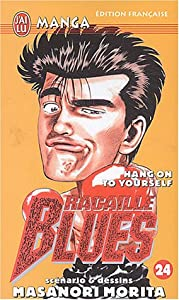 Racaille Blues Edition simple Tome 24