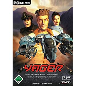 Yager – Limited Special Edition incl. Roman + Soundtrack