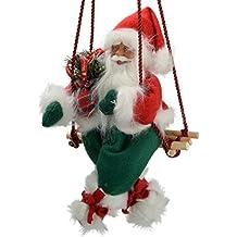 WeRChristmas - Figura decorativa de Navidad (35 cm, tamaño grande), diseño de