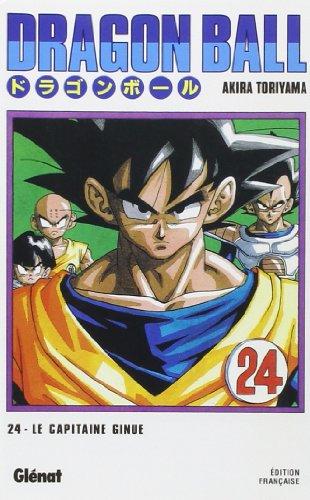 Dragon Ball, Tome 24 : Le capitaine Ginué