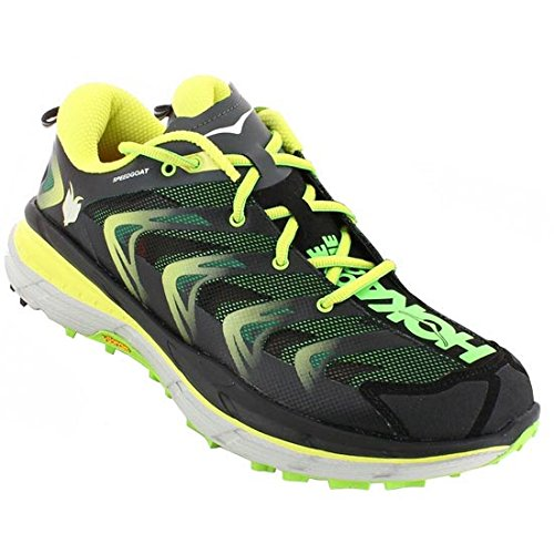 Hoka One One Speedgoat Bright Green Black 42