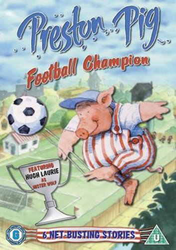 Pig Preston (Preston Pig: Football Champion [DVD])