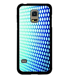 PRINTSWAG CIRCLE PATTERN Designer Back Cover Case for SAMSUNG GALAXY S5 MINI