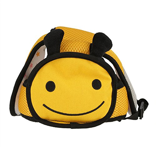 Babyhelm Kopfschutzmütze Cartoon beim Laufen Krabbeln Hut Kopfschutz für...
