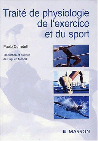 Trait de physiologie de l'exercice et du sport