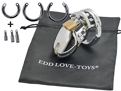 Edd Love Toys® Keuschheitsgürtel für Männer thumbnail
