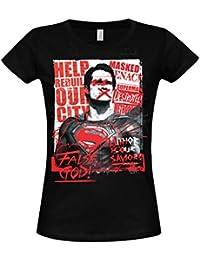 LUTHOR IS Our Salvor femmes T-shirt (Noir)