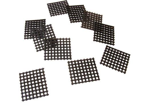 Bonsai Abdecknetze für Bonsaischalen 12 Stück