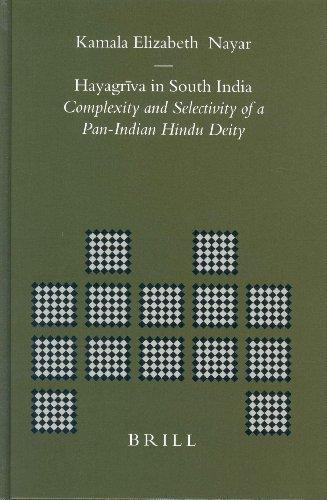 Hayagrīva in South India: Complexity and Selectivity of a Pan-Indian Hindu Deity (Brill's Indological Library) por Kamala Elizabeth Nayar