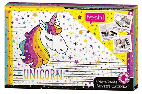 Unicorn Advent Calendar for Adults - der festliche Beauty-Adventskalender für Erwachsene - von fesh! - Trend Lidschatten-duo