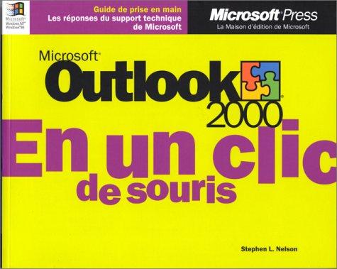 Microsoft Outlook 2000 en un clic de souris