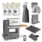 Grillson BobGrillsonPremium-Set7 Bob Premium Beef-Set | Anthrazit