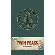 Twin Peaks Hardcover Ruled Journal (Stationery)