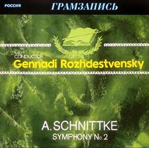 Schnittke: Symphony No 2 [Import anglais]